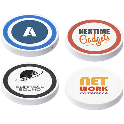 branded wireless charger order