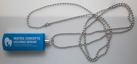 Chain Ball Lanyard